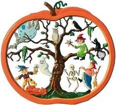 Halloween Wandbild | Wilhelm-Schweizer Zinnfiguren