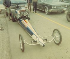 AA Gas Dragster