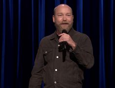 "Watch ""Popcorn Bones"" KYLE KINANE Make The World Laugh on Fallon"