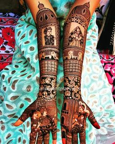 Fashion Style All About Mehndi Designs - Her Crochet