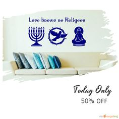 Today Only! 50% OFF this item.  Follow us on Pinterest to be the first to see our exciting Daily Deals. Today's Product: peace decal, love knows no religeon, coexist decal, world peace, tolerance, all lives matter, being human, love each other, peace and love Buy now: https://www.etsy.com/listing/510979982?utm_source=Pinterest&utm_medium=Orangetwig_Marketing&utm_campaign=thu #love #followme #style #sale #lifeisgood #instasale #momboss #dealoftheday #todayonly #dailydeal #etsy #etsyseller…