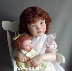 Joan Blackwood Collectible Dolls