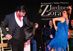 Booking and information for a Flamenco show in