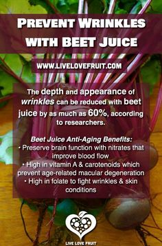 Beet Juice  Ingredients: (always choose organic whenever possible!)  2 large beets 4 long carrots 2 apples (of any kind) 6 stalks celery 2 limes 2 inches ginger  Juice and reap the amazing health benefits!