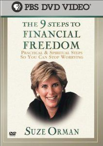Suze Orman - The 9 Steps to Financial Freedom --- http://www.amazon.com/Suze-Orman-Steps-Financial-Freedom/dp/B00009ZYAN/?tag=affpicntip-20
