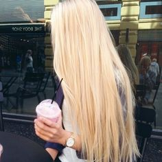 I want that color in my hair