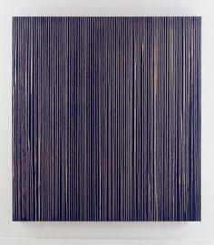 Repetition (Violet Grey) (1995) - Callum Innes