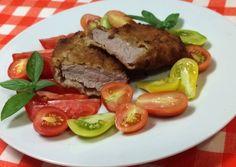 Bécsi szelet | Horváth Ferenc receptje - Cookpad receptek Meatloaf, Cooking, Food, Kitchen, Essen, Meals, Yemek, Brewing, Cuisine