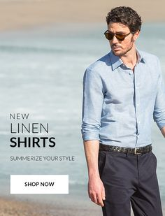 Linen Fabric, Design Your Own, Mirrored Sunglasses, Shop Now, Your Style, Shirts, How To Wear, Shopping, Collection