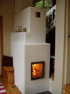 Kachelofen, Sidl Masonry Heating in Courtenay