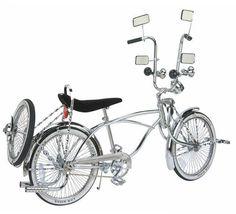 "20"" original Lowrider bike"
