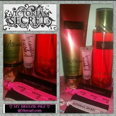 VS Total Attraction Set