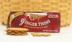 igourmet Gift Basket Anna's Ginger Thins