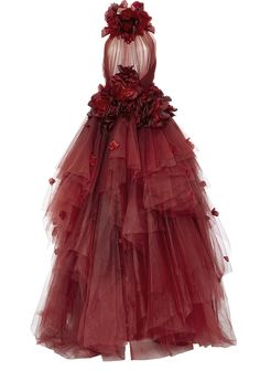 Marchesa Ombré Tulle Ball Gown - $14,995.00