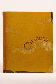 VALÉRY (Paul)  Charmes. Ou Poèmes. Paris, Nouvelle Revue Française, 1922.   Reliure de Pierre Legrain