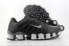 check out 0cc3e d521f Shox Nike Shox TLX Black Silver Dark Grey  Nike Shox TLX - You will really  love this Nike Shox TLX Black Silver Dark Grey released on our site.