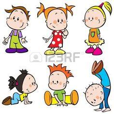 find this pin and more on porzellan bemalen different cartoon children - Children Cartoon Pictures