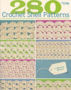 280 crochet shell patterns