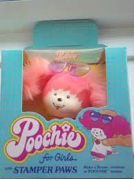 A poochie doll!