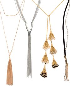 Shop the Tassel Jewelry Trend with These 10 Pieces                                                                                                                                                     More