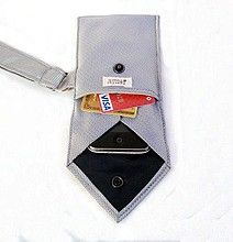 Tie Case: Recycle Your Old Ties Into Wallets And Cases
