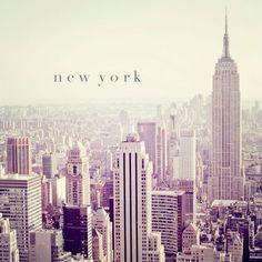 New York City. Ain't she pretty?