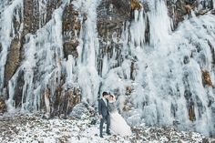 Nick and Sarah's 0 Guest  Elopement in Iceland. See their stunning photos by Nordica Photography here...@intimateweddings.com #elopements