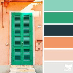today's inspiration image for { a door hues } is by @colourspeak_kerry_ ... thank you, Kerry, for another fantastic #SeedsColor image share!