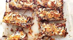 Coconut-Date Power Breakfast Bars Recipe | Bon Appetit