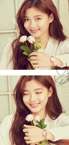 Kim Yoo Jung - 김유정 (The Julius Watch S/S Collections 2017)