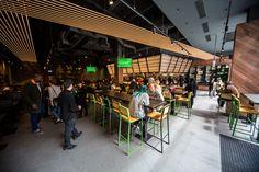 shake shack interior - Penelusuran Google
