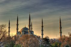 The Blue Mosque - Istambul, Turkey