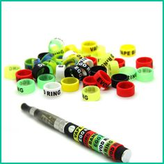 >> Click to Buy << E-XY 30pcs Ecig silicone bands 13mm vape ring for ego series batteries decorative and protection resistance vape bands #Affiliate