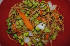 single serving stir fried noodles