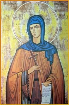 St. Theodora of Romania, the greatest of Romania's holy ascetics - http://www.antiochian.org/node/19292