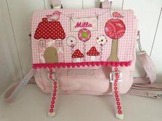 """Kindergartentaschen - Kindergartentasche """"Charlotte"""" - ein Designerstück von julis-fairy-tale bei DaWanda"""