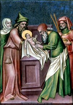 The Circumcision of Christ c. 1430-1435