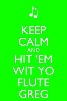 Flutes understand