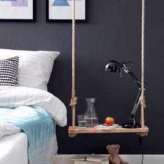 DIY Une table de nuit design - Marie Claire Idées
