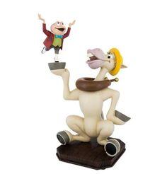 Disney Mr Toad And Cyril Horse Medium Figurine New With Box #Disney #Mrtoad