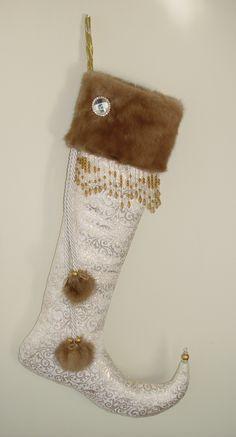 Diana's Handmade christmas stockings
