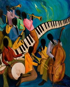 jazz on fire by larry martin