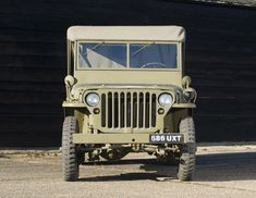 Willys Jeep 2