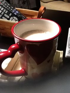Coffee & vanilla protein powder...with a sprinkle of cinnamon! ALP
