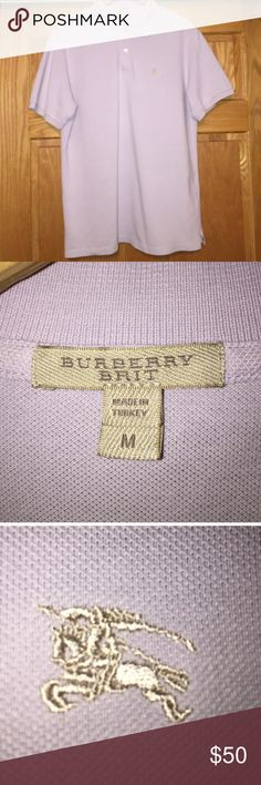 Burberry Brit polo Condition 9/10 100% authentic have more questions feel free to ask Burberry Shirts Polos