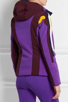 Fendi - Padded Ski Jacket - Purple - IT44