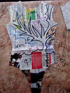 Как сшить купальник для художественной гимнастики: пошаговая инструкция. Купальник для художественной гимнастики своими рукамиBagiraClub Женский клуб