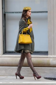 #blair #waldorf #queen #gg #leighton #diva #gossip #girl #gossipgirl #season #five #5x11 #TheEndofTheAffair