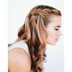 Coiffure cheveux mi longs ondules hiver 2015