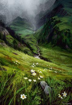 Sgurran agus Glinn = peaks and valleys  Gleann means valley (singular)